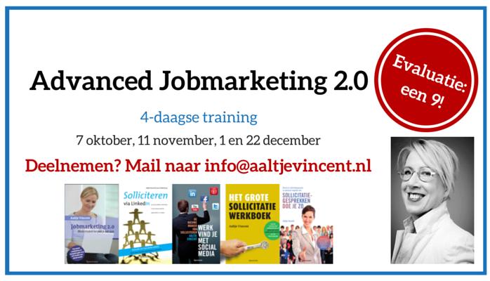 Advanced Jobmarketing 2.0