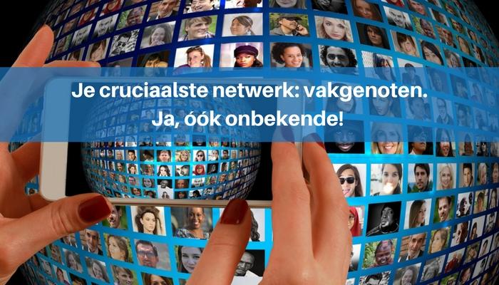 Je cruciaalste netwerk vakgenoten